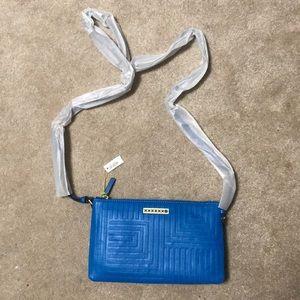 Blue Saturday by Kate Spade crossbody bag